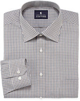 STAFFORD Stafford Travel Easy Care Broadcloth Dress Shirt