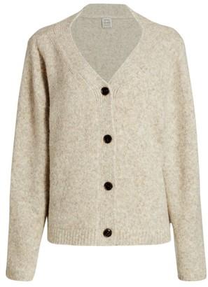 Totême Treviso Wool-Blend Cardigan