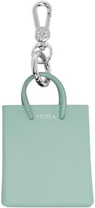 Medea Blue Mini Prima Keychain