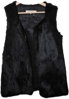 Gerard Darel Black Rabbit Knitwear for Women