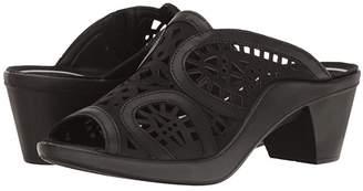 Romika Mokassetta 265 (Black) Women's Shoes