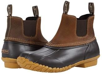 Georgia Boot Marshland Chelsea (Brown) Shoes