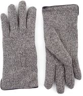 Jaeger Mouline Knitted Gloves