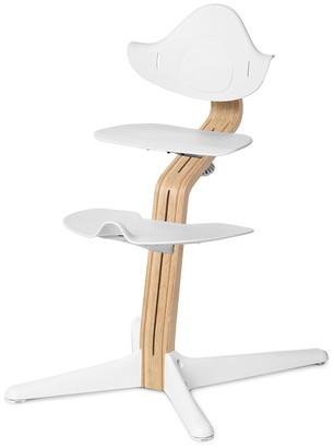 Nomi Chair White - White Oak