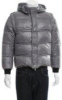 Christian Dior Puffer Down Jacket