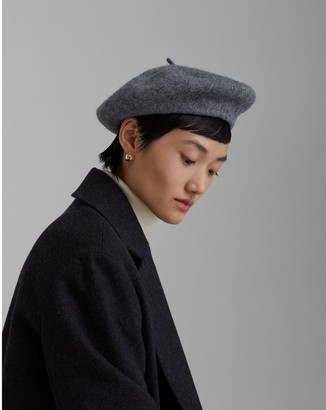 Club Monaco Hat Attack Beret