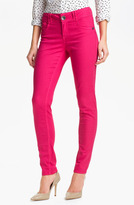 Nordstrom Wit & Wisdom Color Skinny Jeans Exclusive)