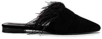 Raye Feather Flat