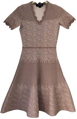 Yigal Azrouel Pink Dress for Women