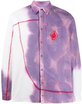 A-Cold-Wall* Bruised-print shirt