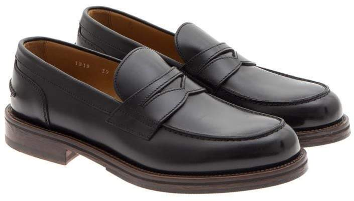 Doucal's Loafer Leather 1319leeduf007un00