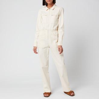 L.F. Markey Women's Danny Long Sleeve Boilersuit