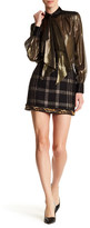 Rachel Zoe Mabel Silk Lined Skirt