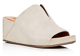 Gentle Souls by Kenneth Cole Women's Gisele Wedge Mules