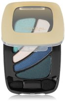 L'Oreal Colour Riche Eye Shadow, Blue Haute Couture, 0.17 Ounces