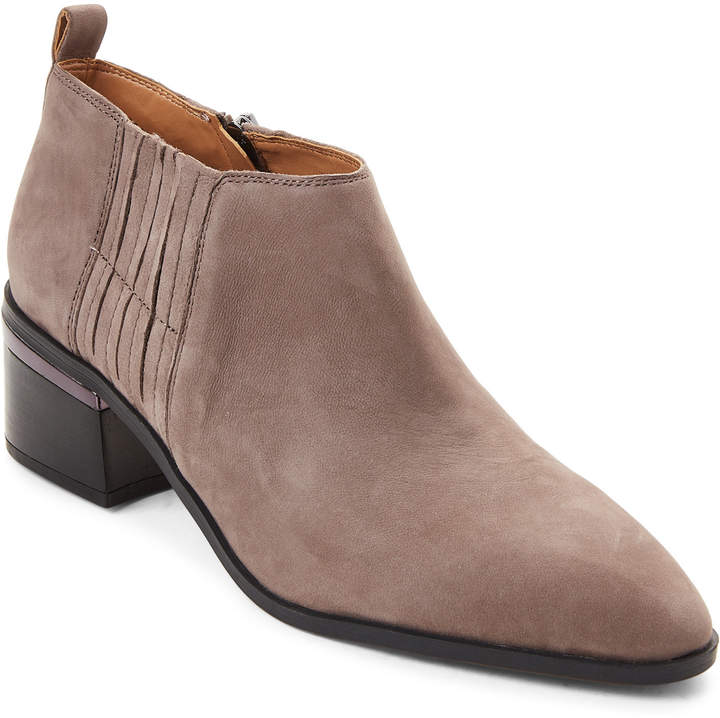 Franco Sarto Iron Aberdale Pointed Toe Ankle Booties