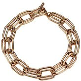 Mawi Double Chunky Chain Necklace of Length 50cm