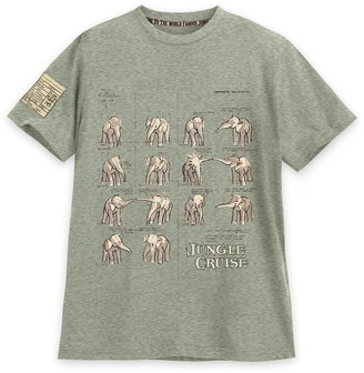 Disney Jungle Cruise at Disneyland Resort T-Shirt for Adults Parks Limited Release