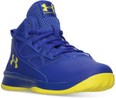 Under Armour Little Boys' Jet Mid Basketball Sneakers from Finish Line