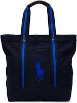 Polo Ralph Lauren Men's Big Pony Canvas Tote Bag