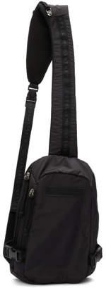 Stella McCartney Black Single Strap Backpack