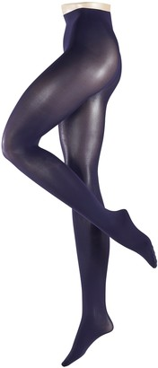 Falke 40150 Pure Matte 50 Women's Tights Sapphire Medium