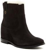 Cole Haan Zillie Genuine Shearling Hidden Wedge Boot - Waterproof