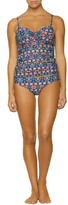 Helen Jon - Twist Underwire Tankini-Grace Bay