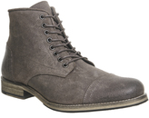 Ask The Missus Eureka Toecap Lace Boots