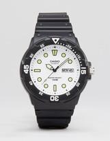 Casio Analogue Watch In Black Mrw200h-7e