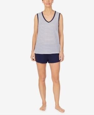 Nautica Women's Shorty Pajama Set