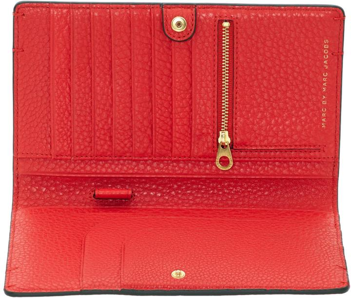Marc by Marc Jacobs Hail To The Queen Travel Wallet