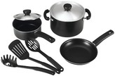 Room Essentials 8 Piece Cookset - Graphite