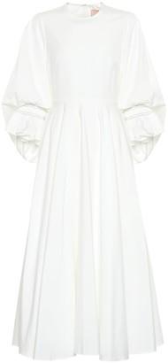 Roksanda Fife cotton-poplin dress