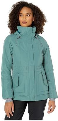 Obermeyer Liberta Jacket (Sage) Women's Clothing