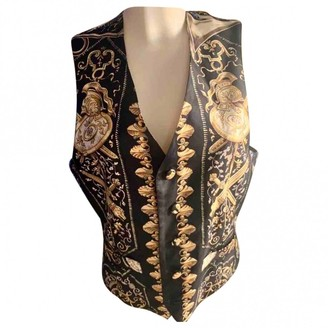 Hermes Black Silk Jacket for Women Vintage