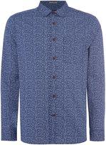 Howick Foxfield Print Long Sleeve Shirt