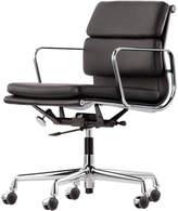 Vitra Charles & Ray Eames EA 217 Chair - Marron Chromed