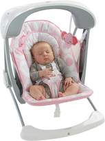 Fisher-Price Deluxe Take-Along Swing and Seat-Pink