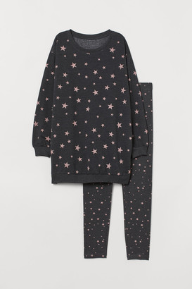 H&M Pyjama top and leggings