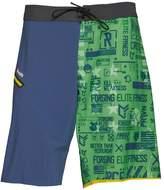 Reebok Mens CrossFit Super Nasty Speedwick Hero Shorts Bright Green