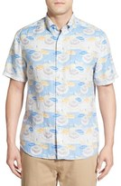 Tommy Bahama 'Made in the Shade' Island Modern Fit Linen Camp Shirt