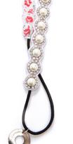 Deepa Gurnani Crystal & Imitation Pearl Headband