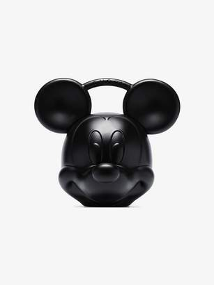 Gucci Black X Mickey Mouse top handle bag