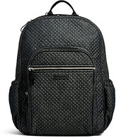 Vera Bradley Denim Iconic Campus Backpack