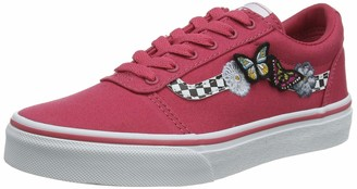 Vans WARD CANVAS VN0A3TFW Trainers Girls
