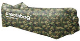 Smoothbag Inflatable Pop-Up Lounging Camouflage Built-In Headrest Sofa