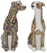 Quail Greyhound Salt and Pepper Shakers
