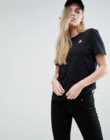 Le Coq Sportif Boyfriend Tricolores Ringer T-Shirt