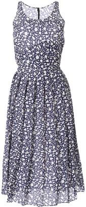 Sara Lanzi pleated tank dress